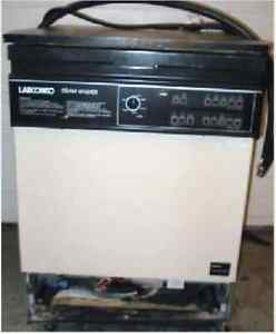 4635 labconco steam Scrubber 4400 400g glassware Washer