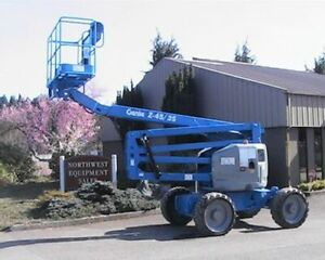 Genie Z45 25 Boom Lift Man Lift Refurbished 2060