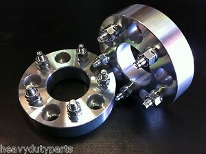 2 Chevrolet Tahoe C 1500 Truck Astro 5 Lug Wheel Spacers 1 5 5x5 To 5x5