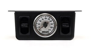 200 Psi Dual Needle Gauge With 2 Paddle Valve Switches Air Ride Bagged Control