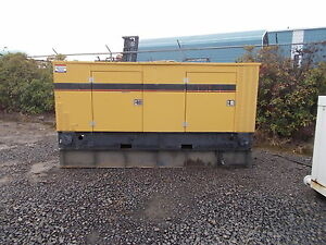 125 Kw Olympian caterpillar Stationary Gen set