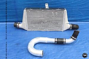 03 05 Mitsubishi Lancer Evolution 8 Ams Front Mount Intercooler Evo8 Ct9a 373