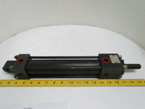 Hennells Nc5 c br Pneumatic Air Cylinder 1 1 2 Bore 7 Stroke Nc 5 Series