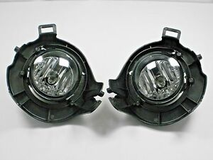 Fog Lights Lamps With Bulbs Fits Nissan 2005 2012 Pathfinder 2005 2009 Frontier