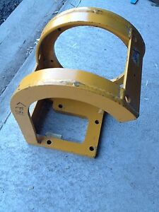 Alamo Trackless 1827 Sickle Bar Mower Motor Guard