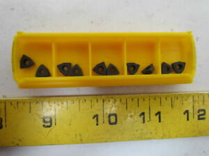 Kennametal Dft030204gd 1623306 Carbide Insert Kc7935 Box Of 10pcs
