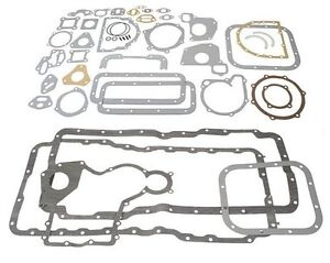 New Massey Ferguson Bottom Gasket Set Perkins 6 354 Mf1105 1130 1135 750 760