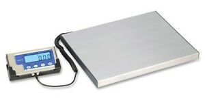 Digiweigh Dw64 400 Lb Heavy Duty Stainless Steel Shipping Scale New Fast Ship