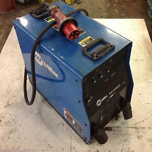 Miller Auto Invision Ii Arc Welding Power Source 230 460v 19 2kw pzb