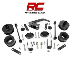 2007 17 Jeep Jk Wrangler 2 5 Series Ii Rough Country Suspension Lift Kit 635