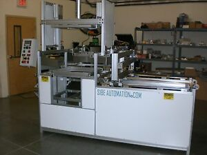 Sibe Automation Continuous Thermoforming Machine 24 x24 Roll Stock Plug