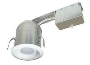 6 Led Recessed Can Light Remodel Dimmable 13w