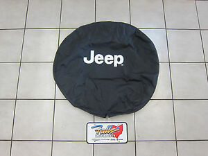 2007 2018 Jeep Wrangler Jk And Jeep Liberty Spare Tire Cover Mopar Oem