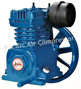 Bare Replacement Pump With Unloaders Speedair jenny 31lc99 Two Cylinder