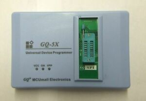 Mcumall Canada Gq Prg 121 Gq 5x Super Fast High Speed Spi Flash Chip Programmer