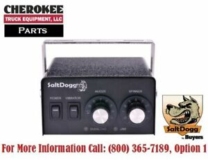 Saltdogg buyers Products 3006620 Variable Speed Controller For Shpe Spreaders