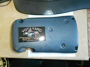 1989 1995 Toyota Truck Blue Lower Steering Column 45287 35210 Oem Yota Yard
