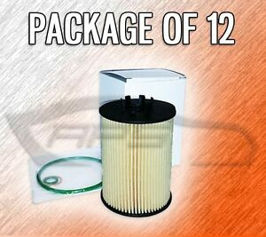 Cartridge Oil Filter L25511 For Bmw Case Of 12 Over 35 Vehicles