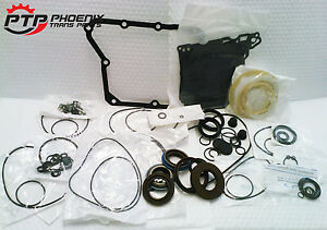Aw55 50sn Aw55 51sn Re5f22a Transmission Gasket And Seal Rebuild Kit 2000 And Up Fits 2003 Saturn Vue