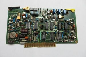 Hp 08673 60137 A1a4 Pulse Driver Assembly 8673c 8673d Signal Generator
