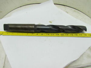 National Twist Drill 1 39 64 Morse Taper No 5mt Shank Drill 17 Oal
