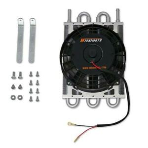 Mishimoto Performance Universal Automatic Transmission Cooler W Electric Fan