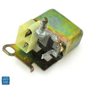 1969 1977 Oldsmobile Cutlass 442 Horn Relay Reproduction Replacement Style