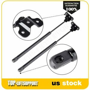 Qty 2 For Honda Accord 2003 To 2007 Front Hood Gas Lift Supports Struts Shocks