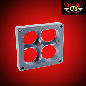4500 Dominator 1 Inch Cnc 3d Carburetor Spacer Adds 6 To 80 Horsepower