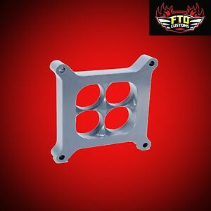 4150 1 Inch Cnc 3d Carburetor Spacer Adds 6 To 80 Horsepower Stops Heat Transfer