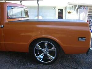 1967 72 Chevy gmc C20 8 Long Bed Hatch Style Tonneau Cover By Craftec Covers