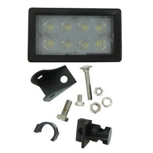 Re330060 Tractor Led Cab Light Bracket Kit Fender Mount John Deere