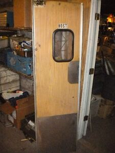 Commercial Kitchen Swing Door Must Sell Send Any Any Offer