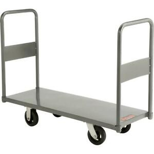 G8153 Grizzly Wheeled Platform Truck Double Ends