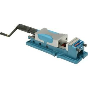 T10145 Grizzly 5 Hydraulic Milling Vise
