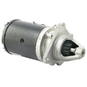 Agco Allis Chalmers Tractor Gleaner Combine Starter Motor 70273902 New Reman