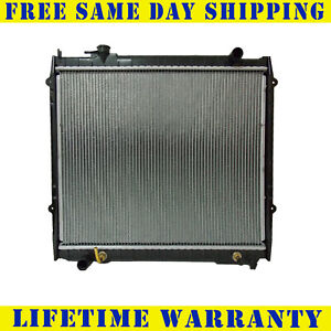 Radiator 1995 2004 For Toyota Tacoma L4 V6 Measure Core 20 3 4 Between Tanks