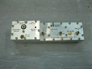 Hp Agilent 08590 60117 Assembly A5 Second Converter For 8591e 8590l 8591c