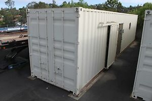 Office Shipping Container Office Trailer