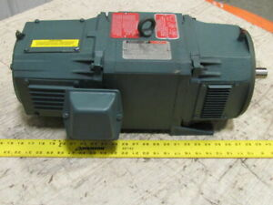 Reliance Electric Rpm Iii Dc Motor T18r1333 3 Hp Ac Inverter Duty