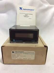 Newport Electronics 558b Loop Powered Meter