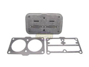 New Quincy Qts 3 Or Qts 5 Valve Plate Gaskets Head Rebuild Kit