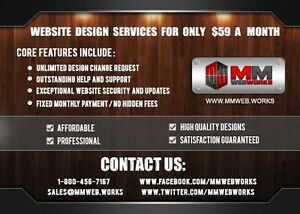 Website Design Services With Free Domain Hosting Development 10 Pages