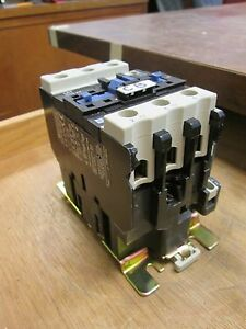 Telemecanique Contactor Lc1 D6511 80a 1000v 120v Coil Used
