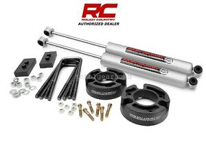 2004 2008 Ford F 150 2 5 Rough Country Suspension Lift Kit W n3 57030