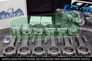 Cp Pistons Eagle Rods For Supra 7mgte 8 4 1 83 5mm