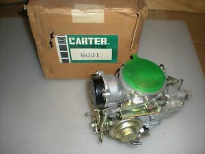 Nos Aisan Carburetor 1969 1972 Toyota Mark Ii 1600cc 8rc Engine