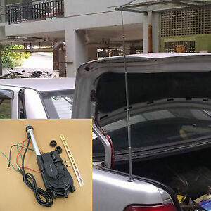 New Automatic Power Antenna Replacement Assembly Kit Fit For Cadillac