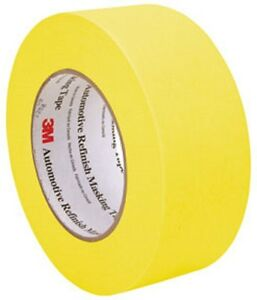 3m 6656 Automotive Refinish Masking Tape 48 Mm X 55 M