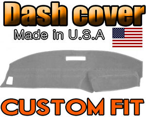 Fits 1989 1994 Ford Ranger Dash Cover Mat Dashboard Pad Light Grey